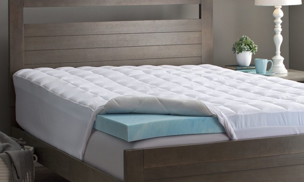 the best latex memory foam mattress topper